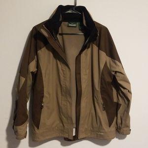 L.L. Bean 2 Piece Jacket Size Medium